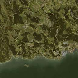 Dayz Karte Ps4.Izurvive Dayz Arma Map Chernarus Satellite Map 1 05