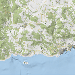 iZurvive DayZ & ARMA Map: Chernarus+ Terrain Map 1.04 on