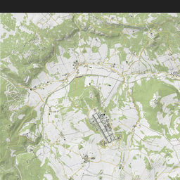 iZurvive DayZ & ARMA Map: Chernarus+ Terrain Map 1 04