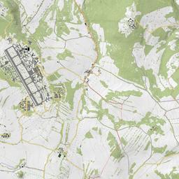 DayZ Map: Chernarus+ Topographic Map