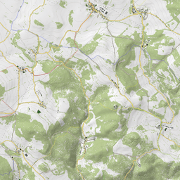 DayZ Map: Chernarus+ Topographic Map Dayz Maps on